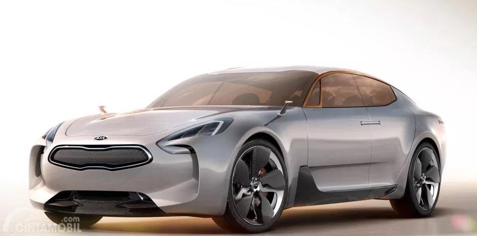 KIA GT Concept adalah mobil konsep yang diluncurkan di acara Frankfurt Auto Show 2011