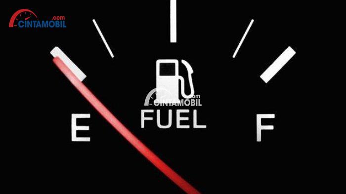 Pastikan bensin penuh saat berangkat