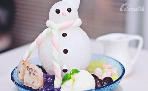 dessert di Shirayuki PIK
