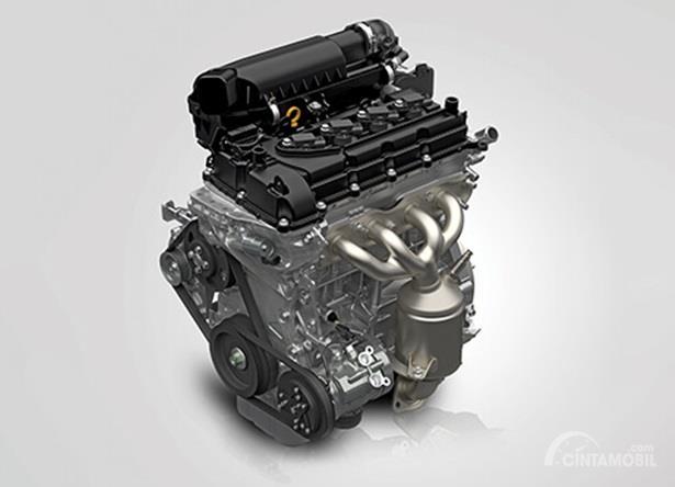 Mesin Toyota Glanza menerapkan konfigurasi Mild-Hybrid