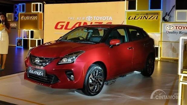 Peluncuran Toyota Glanza di India tergolong fenomenal mengingat konsepnya yang mirip dengan Suzuki Baleno
