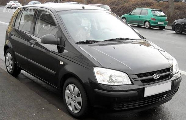Hyundai Getz 2003 masih hadir dalam bentuk CBU yang diimpor langsung dari Korea Selatan