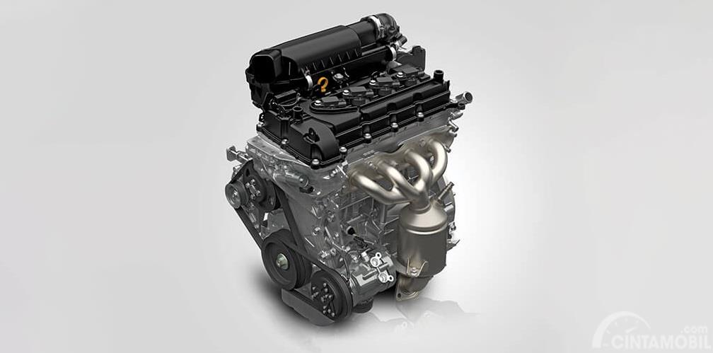 Mesin Toyota Glanza hadir dengan dua pilihan mesin berkode K12M dan K12N Mild-Hybrid