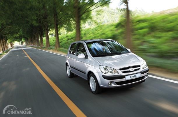 Performa Mesin Hyundai Getz 2007 harus didukung dengan bahan bakar minimal setingkat RON 92