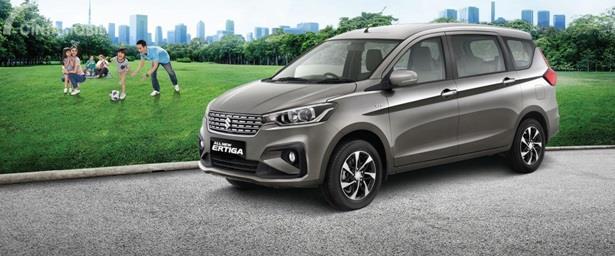 Suzuki Ertiga baru saja mendapatkan pembaruan sehingga terlihat lebih modern dan trendy