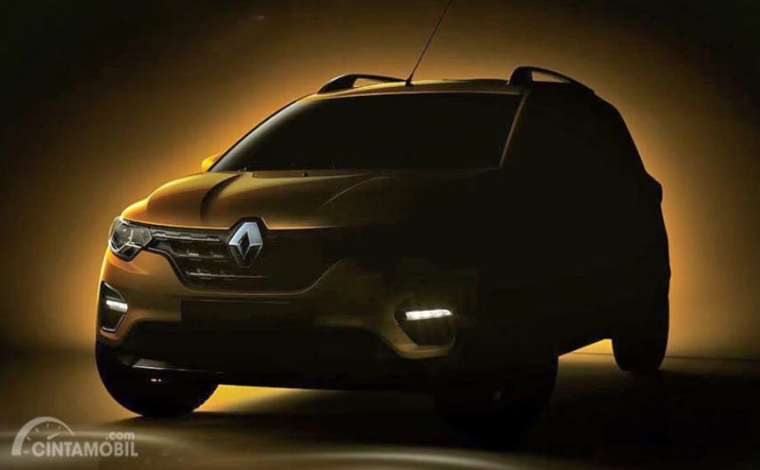 Teaser Baru Renault Triber 2019 Dipamerkan Sebelum Debut Global