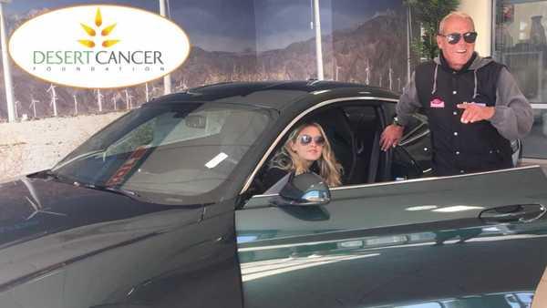 Chad McQueen Galang Dana Untuk Kanker Dan Kesempatan Menangkan Ford Mustang Bullitt 2019