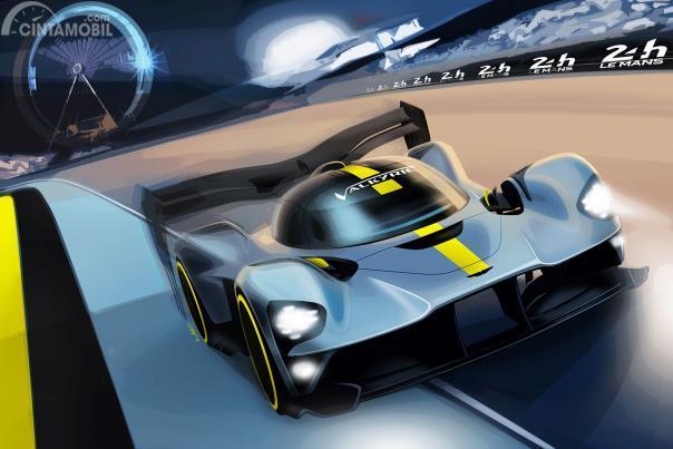 Siapkan Valkyrie, Aston Martin Ramaikan Musim Perdana Hypercar WEC