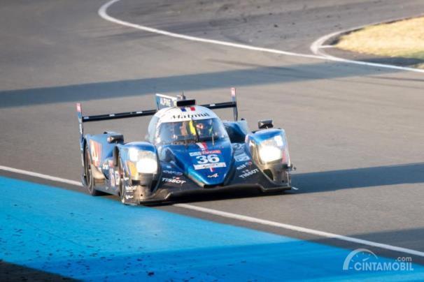 Pemenang LMP2 Le Mans 2019, Signatech Alpine