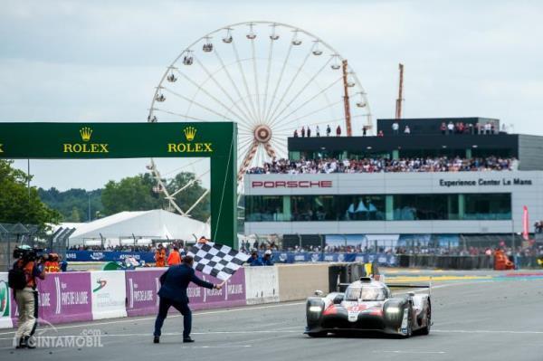 Tampil Dominan, Toyota Gazoo Racing Kuasai Le Mans 24 jam 2019