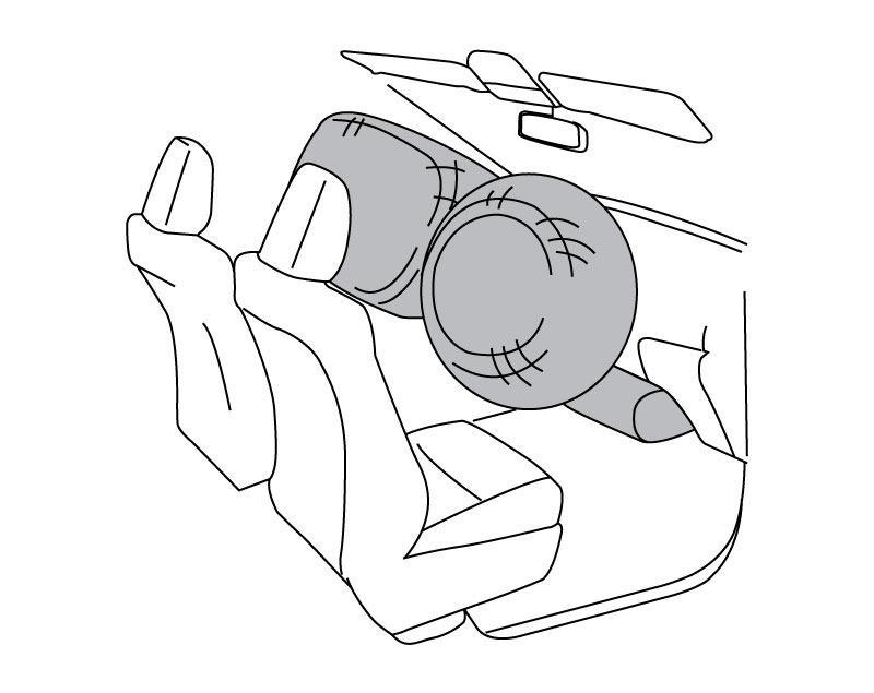Dual SRS Airbag Di Toyota Hilux Single Cabin Diesel 4x4 2019