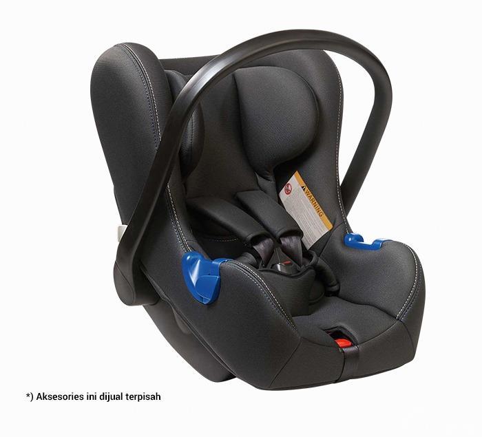Child Seat Toyota Hilux