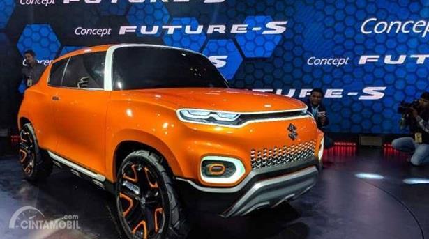 Suzuki Future S-Concept yang akhirnya siap dihadirkan dengan nama baru mirip kopi, Suzuki S-Presso