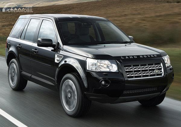 Land Rover Freelander LR2, sang pedahulu Land Rover Discovery Sport