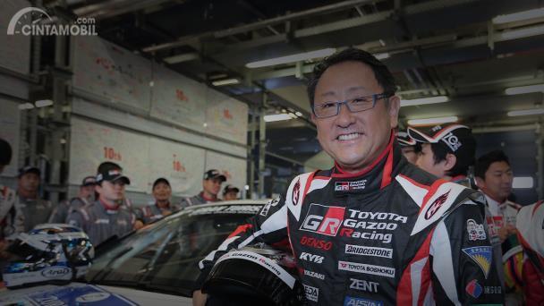 Bos Toyota Kembali Beraksi di Nurburgring 24 Jam