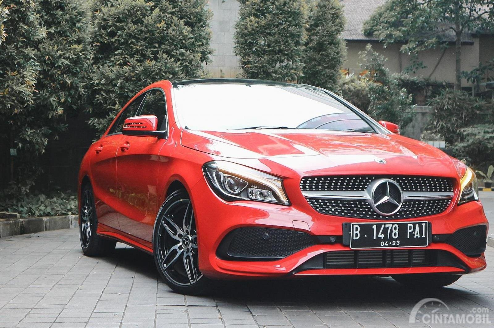 Mercedes Benz Cla >> Review Mercedes Benz Cla 200 Amg Line 2019 Fashionista