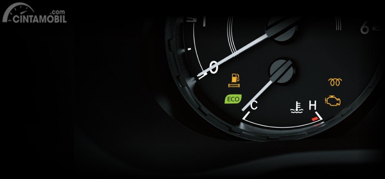 Tampak Indikator ECO Toyota Hilux