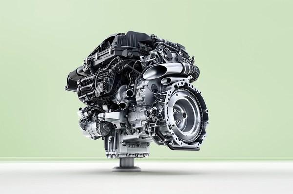 Foto ilustrasi teknologi EQ Boost Mercedes-Benz pada mobil Mercedes-Benz GLE 450 4MATIC AMG Line 2019