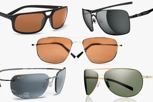 pilihan warna kacamata