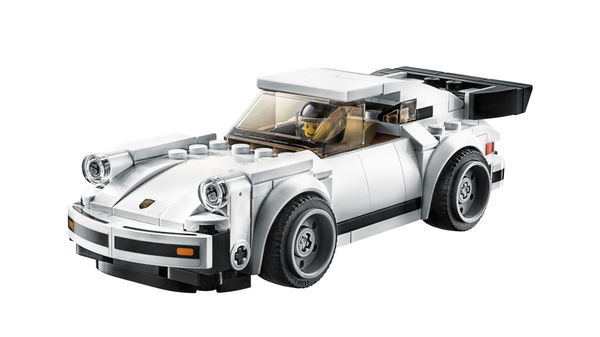 Foto Lego Porsche 911 Turbo klasik dari Lego Speed Champion
