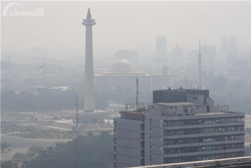 Udara Jakarta Buruk? Polusi di Dalam Mobil Faktanya Lebih Tinggi dari Udara Luar