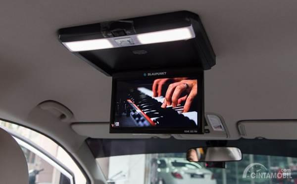 roof monitor mobil