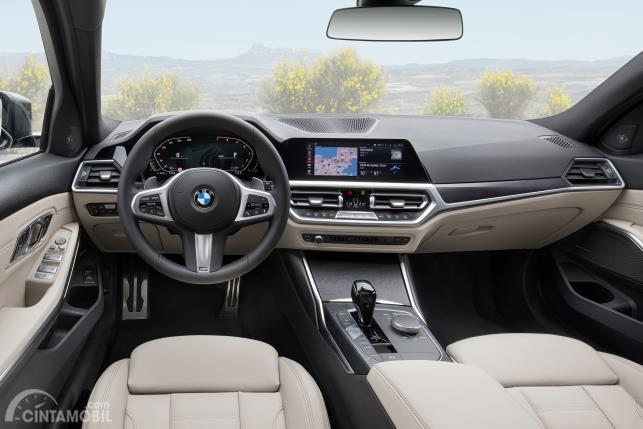 bmw 3 series m sport 2020 interior,