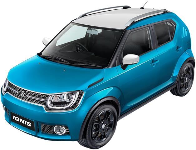 Suzuki Ignis 2019 hadir dengan varian baru yang dinamai Sport Edition