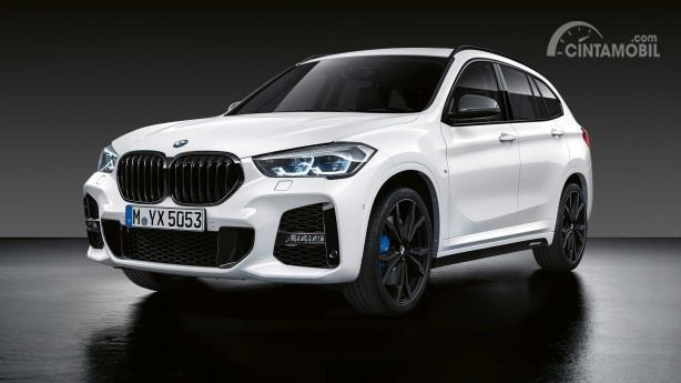 BMW X1 facelift dengan M Performance Parts