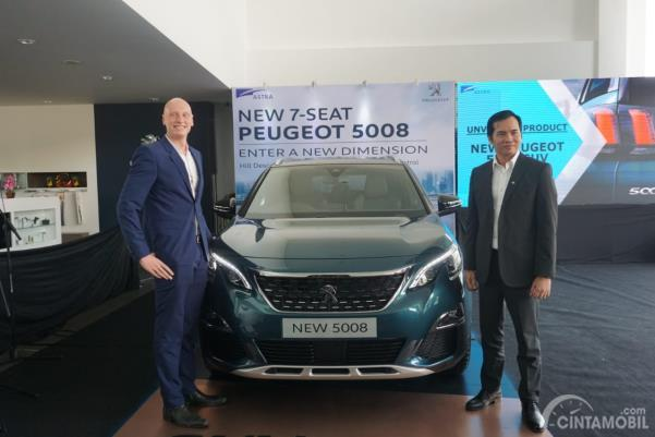 Peugeot Hadirkan New 5008, SUV 7-Seater Mewah dan Stylish