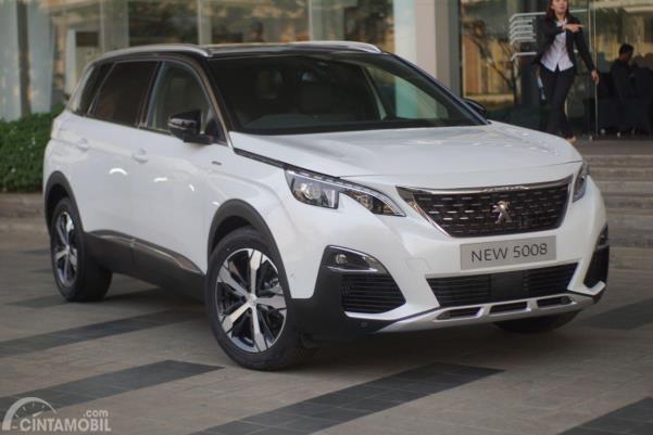 Beberapa Fitur New Peugeot 5008 Disunat, Astra Peugeot Buka Suara