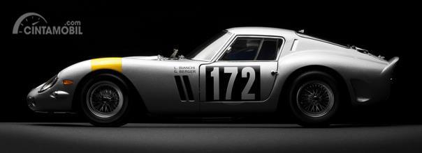 Ferrari 250 GTO 1963 dengan nomor sasis 4153GT