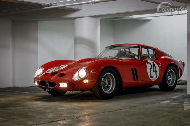 Pengadilan Italia Putuskan Ferrari 250 GTO Sebagai Karya Seni