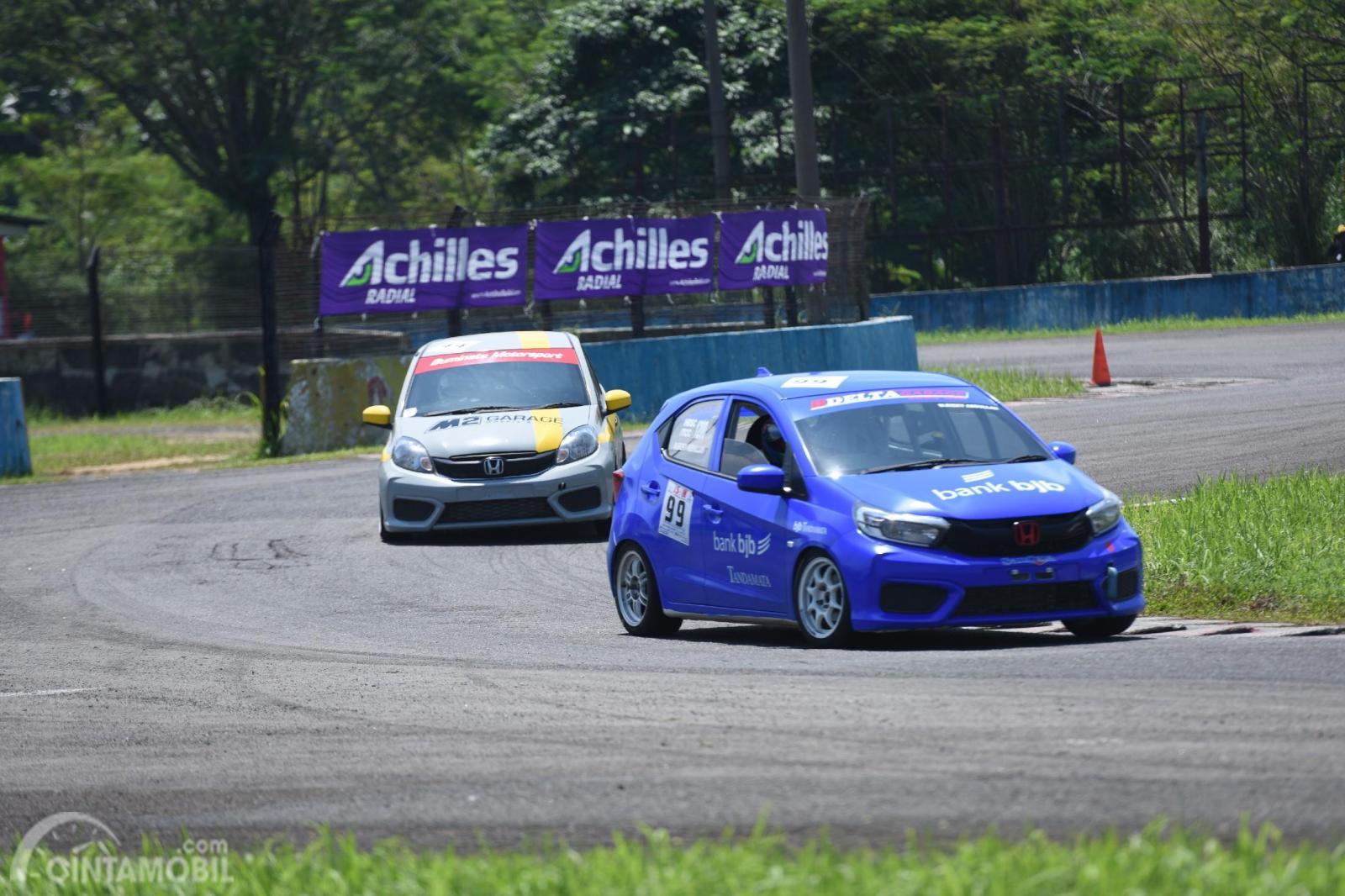 Honda Brio Speed Challenge 2019