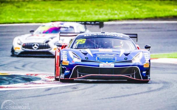 Akhir Pekan Kontradiktif T2 Motorsport di Fuji