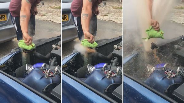 Sebuah Video Viral Ingatkan Agar Jangan Pernah Buka Tutup Radiator Saat Suhu Masih Tinggi