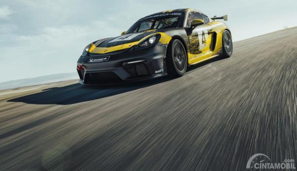 Jaga Tradisi, Porsche Pertahankan Mesin NA-Transmisi Manual