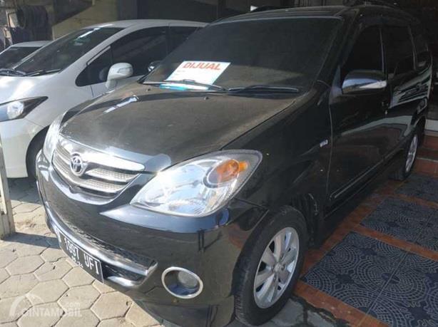 Toyota Avanza S 2009 dijual sangat murah di Jawa Tengah yakni seharga Rp. 105 juta