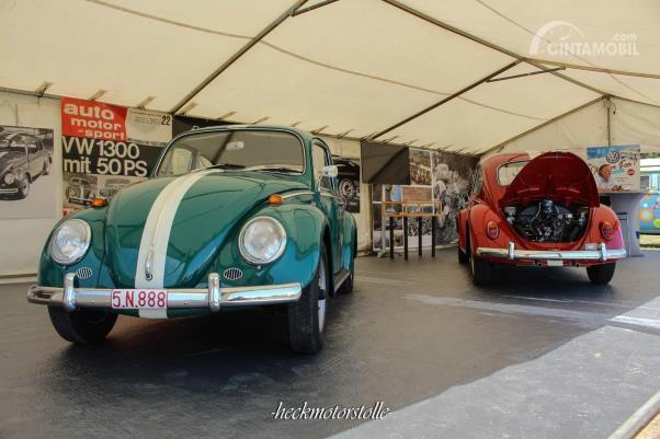 VW Beetle edisi khusus Mach 1