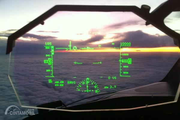 Teknologi kokpit pesawat
