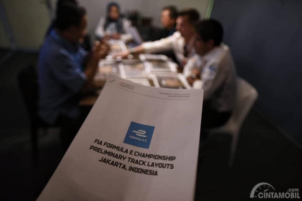 5 Alasan Mengapa E-Prix Jakarta Patut Dinantikan