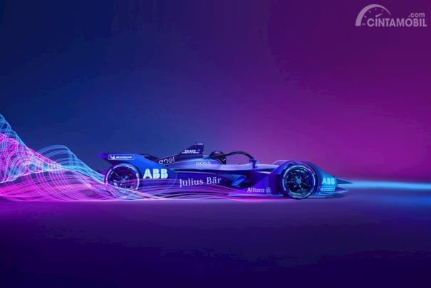 Mobil Formula E Generasi kedua