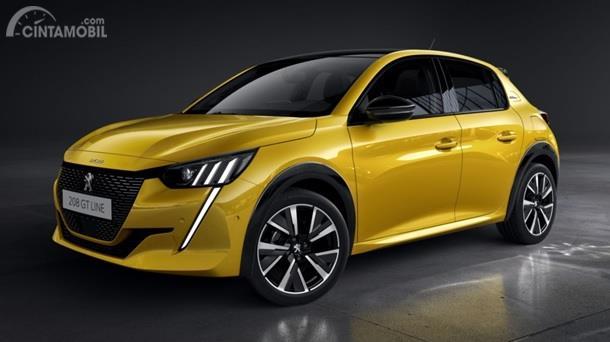 Peugeot 208 berdimensi Hatchback diadopsi secara langsung oleh Peugeot 2008 namun juga dibumbui aroma SUV