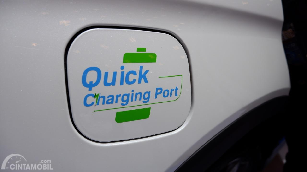 Fitur Quick Charge di DFSK Glory E3 2019