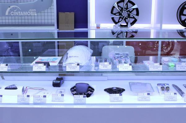 Deretan Suzuki Genuine Accessories yang dijual di GIIAS 2019