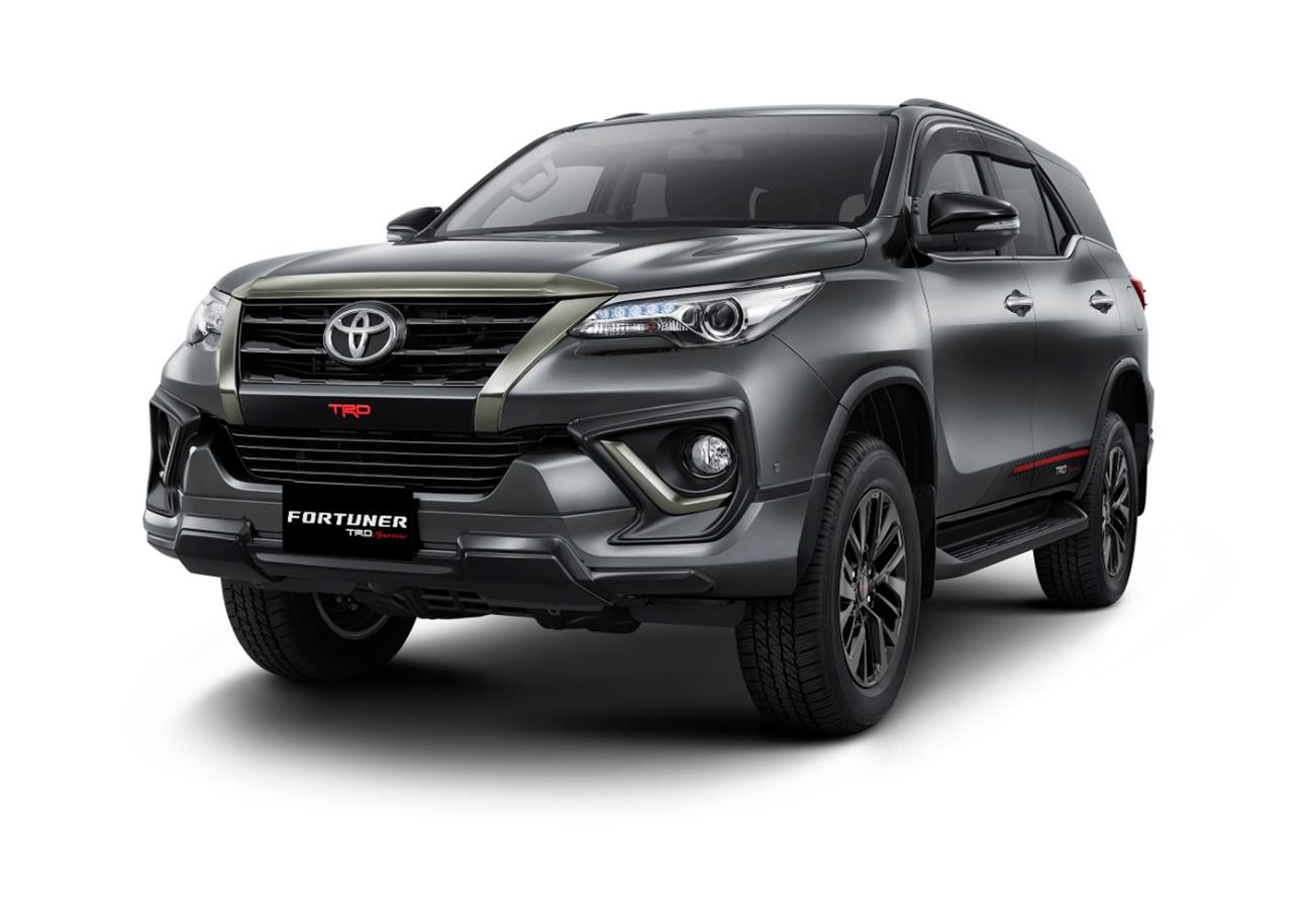 Review Toyota New Fortuner Trd Sportivo 2019