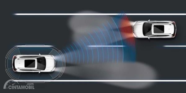 Teknologi high beam assist Nissan X-Trail