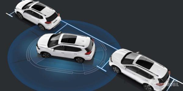 Cara kerja itellegent Around View Monitor Nissan X-Trail