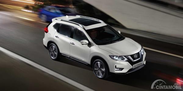 Makin Pintar, Simak Enam Fitur Baru Nissan X-Trail 2019
