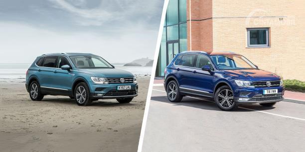 Volkswagen Tiguan dan Volkswagen Tiguan Allspace